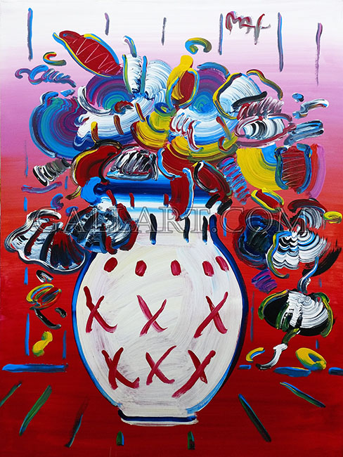 Gallart Buy And Sell Peter Max Andy Warhol Tom Wesselmann