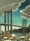 THOMAS MCKNIGHT - BROOKLYN BRIDGE I