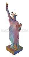 PETER MAX - LIBERTY (BRONZE)