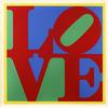 ROBERT INDIANA - HELIOTHERAPY LOVE