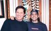 CELEBRITY & PRESS - Owner, Ken Hendel & Scott Stapp of Creed