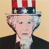 ANDY WARHOL - MYTHS: UNCLE SAM FS II.259