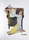 NORMAN (AFTER) ROCKWELL - THE DECORATOR