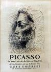 PABLO (AFTER) PICASSO - GALERIE H. MATARASSO EXHIBITION POSTER 1956
