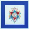 YAACOV AGAM - STAR OF DAVID