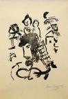 MARC CHAGALL - POEMES: GRAVURES V