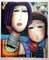 LONG LOOI - TWO GIRLS