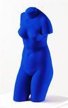YVES KLEIN - La Vénus d'Alexandrie (Vénus bleue), 1962/82