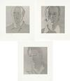 ALEX KATZ - MAC, RON, NABIL (GIVE ME TOMORROW PORTFOLIO)