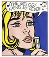ROY  LICHTENSTEIN - REVERIE