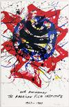 SAM FRANCIS - 20TH ANNIVERSARY: THE AMERICAN FILM INSTITUTE