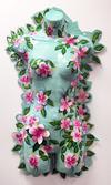 GABRIELLA GUERRIERO - Pink Flora Female Sculpture
