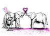 MR. BRAINWASH - WHERE THERE IS LOVE, THERE IS LIFE