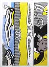 ROY  LICHTENSTEIN - TWO PAINTINGS: DAGWOOD