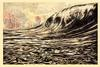 SHEPARD FAIREY - DARK WAVE