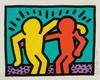 KEITH HARING - POP SHOP I (3)
