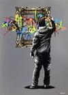MARTIN WHATSON - FRAMED GREY