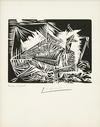 PABLO PICASSO - LE PIGEONNEAU (BLOCH 326)