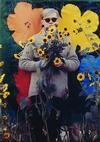 WILLIAM JOHN KENNEDY - ANDY WARHOL, FIELD OF FLOWERS, 1964, QUEENS, NEW YORK