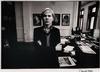 DAVID GAHR - ANDY WARHOL, CICRA 1980
