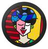 ROMERO BRITTO - WOMAN