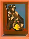 FRED MOLINE - Novel Covid XIX