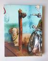 JANE A GORDON - Mumbai Marketplace: Goat & Motorcycle