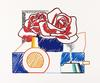 TOM WESSELMANN - SCRIBBLE VERSION OF STILL LIFE #58