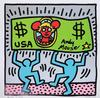 HARING, KEITH - ANDY MOUSE III