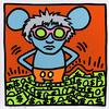 WARHOL, ANDY - ANDY MOUSE I