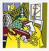 LICHTENSTEIN, ROY  - STILL LIFE WITH LOBSTER