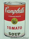 WARHOL, ANDY - CAMPBELLS SOUP: TOMATO SUNDAY B. MORNING