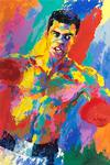 LEROY NEIMAN - MUHAMMAD ALI - ATHLETE OF THE CENTURY